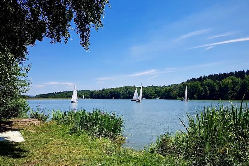 Ausbildungsstandort Ellertshäuser See Wassersportschule Kozlowski