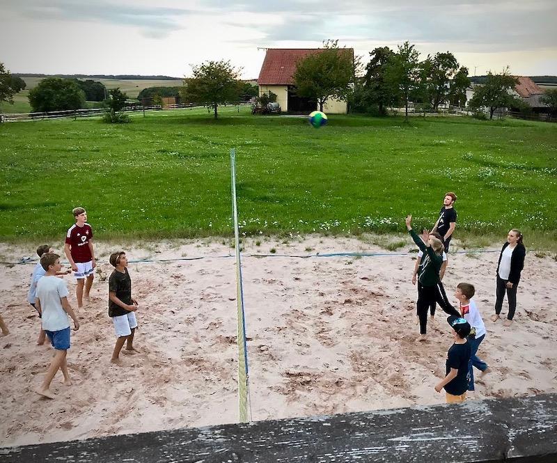 Jugendfreizeit Ballspiele