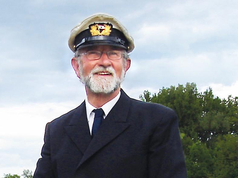 Kapitän Siegfried Kozlowski