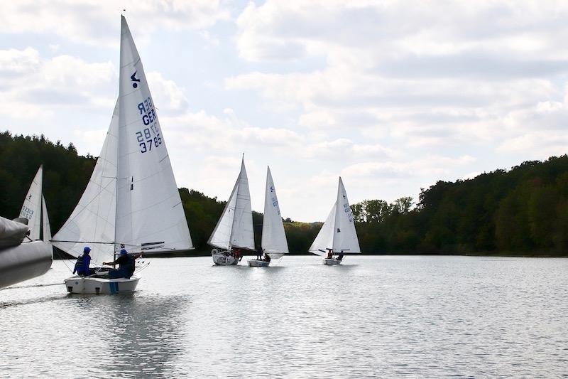 Sbf Binnen Segelkurs Wassersportschule Kozlowski Ellertsee