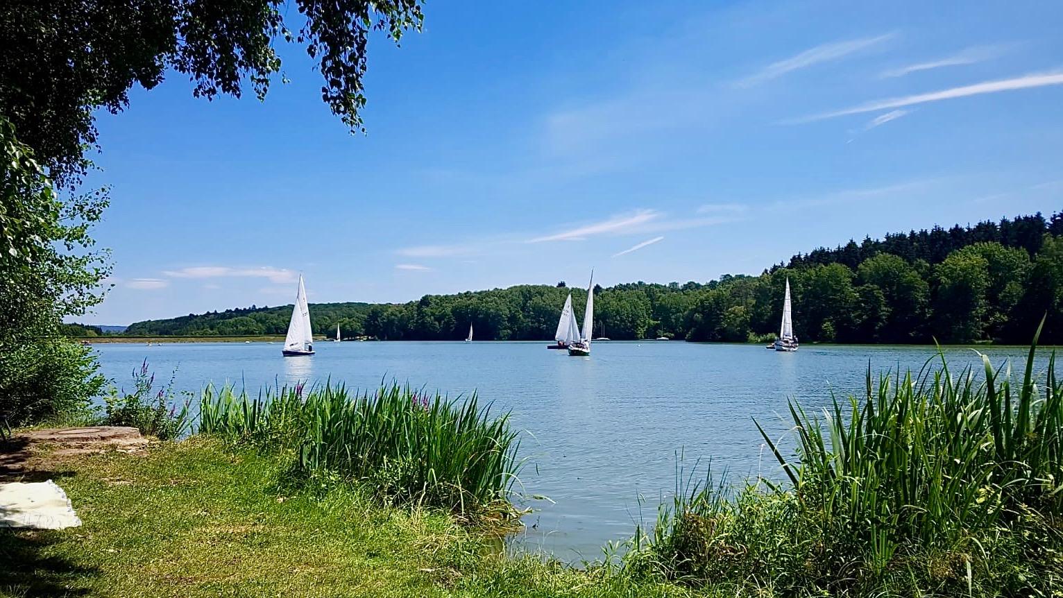Ausbildungsort Ellertshäuser See Wassersportschule Kozlowski