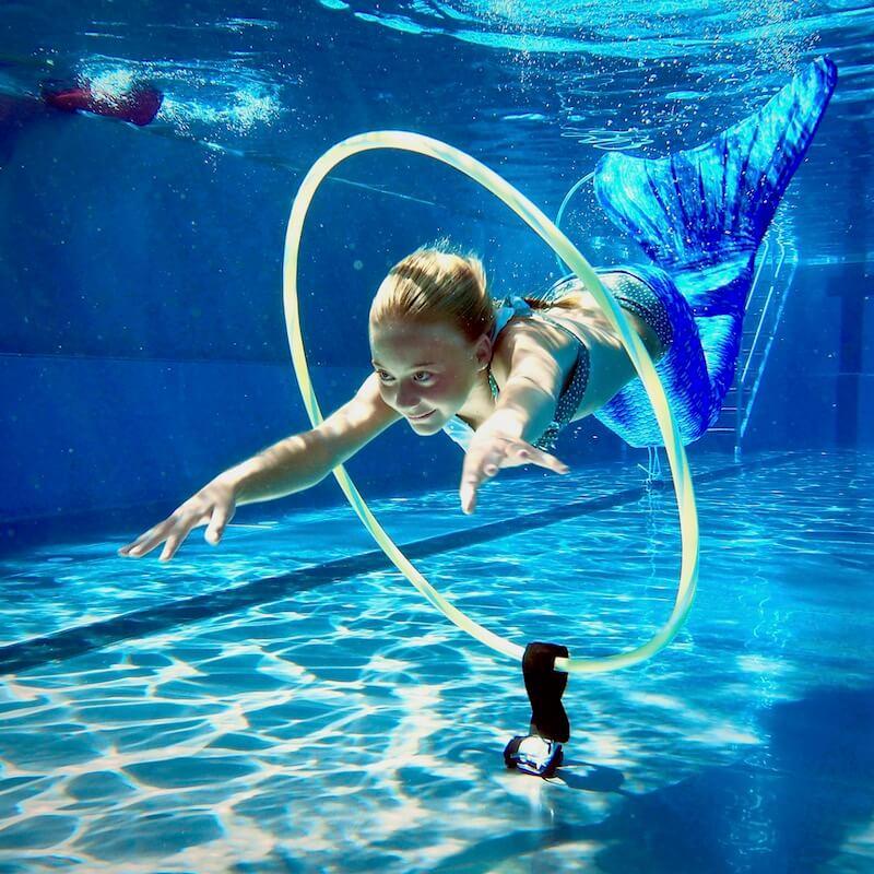 Mermaid Schwimmen Wassersportschule Kozlowski
